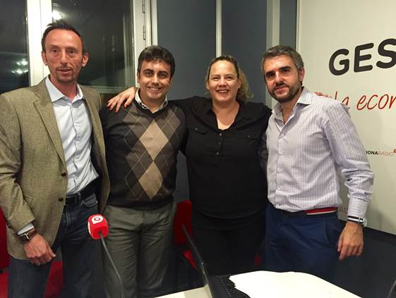 El Observatorio e-Commerce 2015 en Gestiona Radio