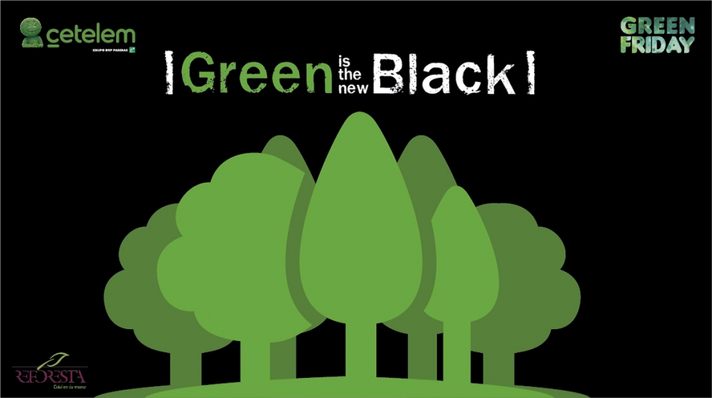 Green is the new black: Cetelem celebra el Green Friday